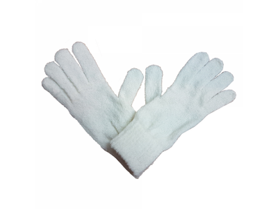 Guantes Boucle - Blanco